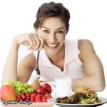 Совет как правильно кушать, дабы не поправляться