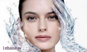 Совет о том как быстро освежить цвет лица