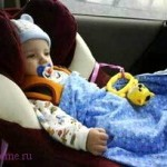 Рекомендации родителям. Что делать, если Вашего кроху укачивает в транспорте?