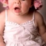 Совет как помочь ребенку при сильном ночном кашле.