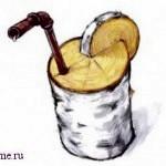 Совет как использовать березовый сок