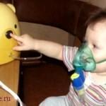 Совет: ингаляции для часто болеющих деток