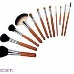 Совет: как обработать кисточки для макияжа