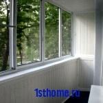 Советы по выбору алюминиевых окон.