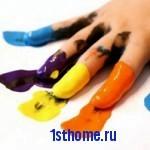 Совет: как удалить пятно от масляной краски