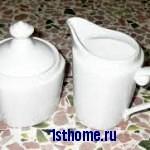 Совет о пользе молока для быта
