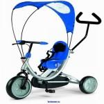 Правильно подбираем ребенку трехколесный велосипед