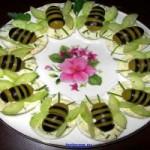 Закуски «Пчелки»