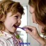 Правила ухода за зубами малышей