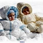 Гуляем с ребенком зимой