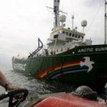 Новости Мира: Дело Greenpeace: спецназ украл весь алкоголь на Arctic Sunrise, после чего устроили пьянку