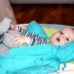 Как одеть новорожденного ребенка зимой