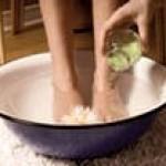 Мокрые ноги – профилактика