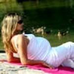 Советы беременным женщинам в летний период