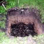 Делаем компостную яму самостоятельно