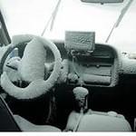 Как правильно зимой завести машину