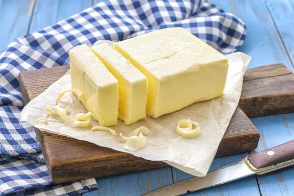 Как подделывают сливочное масло. Фальсификация сливочного масла и сыра