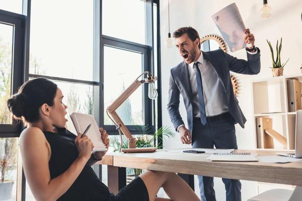 Если начальник кричит на вас: что делать с неуравновешенным шефом. Как реагировать на крик начальника