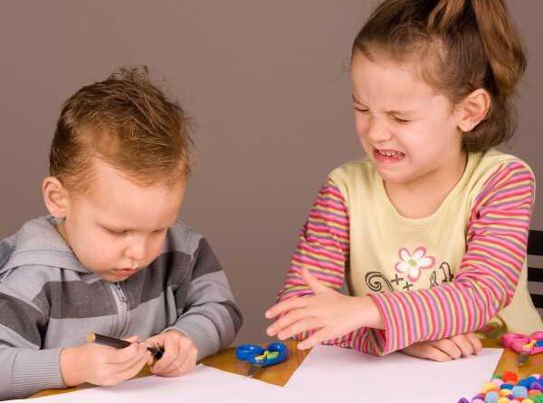 Как научить делиться игрушками с младшим братом/сестрой