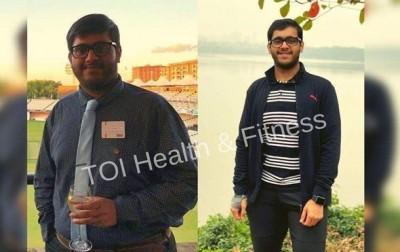 Менявший диету каждые 10 дней индиец сбросил 50 кило почти за год