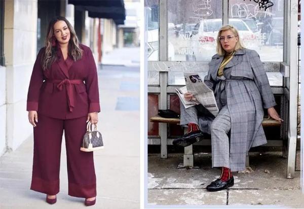 Пусть худышки завидуют! Как подбирать и носить одежду плюс сайз, фото. Гардероб для женщин больших размеров