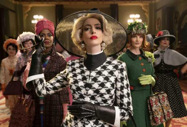 1000 накладных ресниц, 140 париков и 65 пар протезов, за которые пришлось извиняться: как создавали образы в новых «Ведьмах» с Энн Хэтэуэй