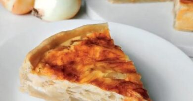 Заливные пироги – луковый и с капустой. Быстрее не бывает! Быстрые рецепты пирогов с капустой и луком