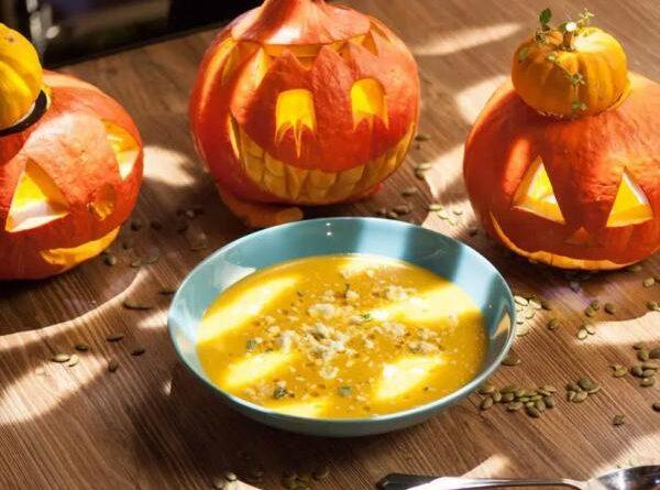 Если надо съесть тыкву. Хэллоуин как повод. Тыквенные рецепты
