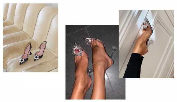 Туфли Золушки Amina Muaddi подвинули Manolo Blahnik и JIMMY CHOO в свадебной моде: рассказываем о дизайнере и почему стоит выбрать эту волшебную пару обуви